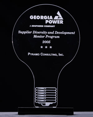 2005 Supplier Diversity and Development Mentor Program